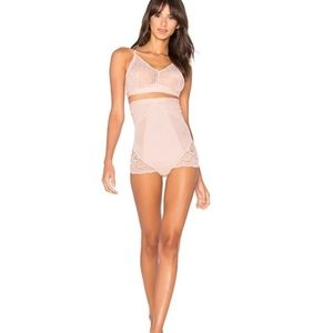 Spanx Spotlight on Lace high waisted briefs